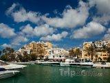 Marbella, jachty v přístavu Puerto Banús