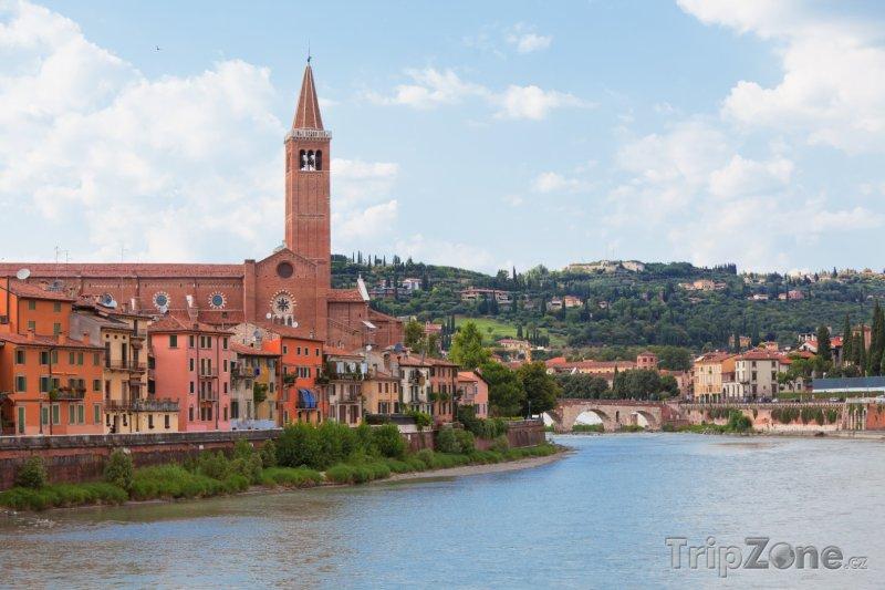Fotka, Foto Město Verona (Verona, Itálie)