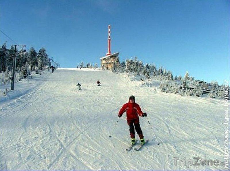 Fotka, Foto Moravskoslezské Beskydy, Lysá hora