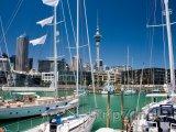Nábřeží v Aucklandu