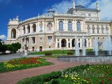 Oděsa, Opera a baletní divadlo