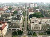 Ostrava, pohled na město z Nové radnice