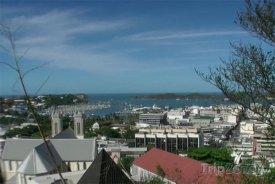 Panorama města Nouméa