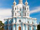 Petrohrad, Smolenská katedrála