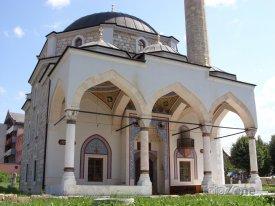 Pljevlja, mešita Husseina Paši