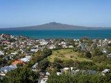 Pohled na ostrov Rangitoto