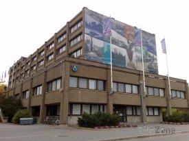 Radnice v Espoo