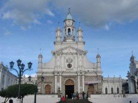 Sangolquí, katedrála