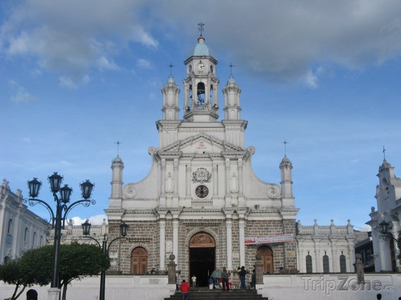 Fotka, Foto Sangolquí, katedrála