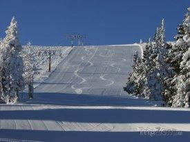 Skiareál Praděd – Ovčárna, sjezdovka