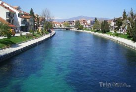 Struga, řeka Černý Drim