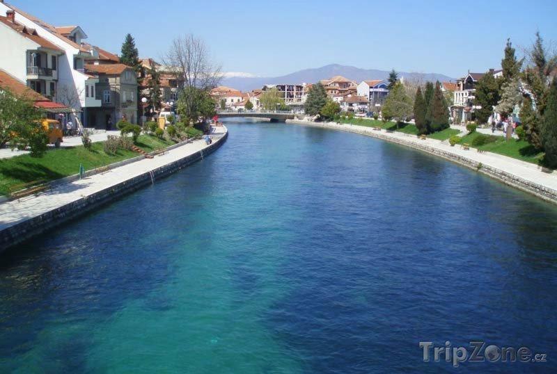 Fotka, Foto Struga, řeka Černý Drim