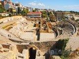 Tarragona, římský amfiteátr