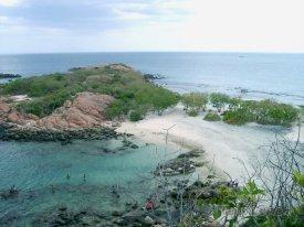Trincomalee, Pigeon Island