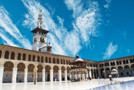 Umajjovská mešita v Damašku