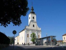 Zabok, kostel svaté Heleny