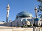 Ammán, mešita krále Abdalláha I.