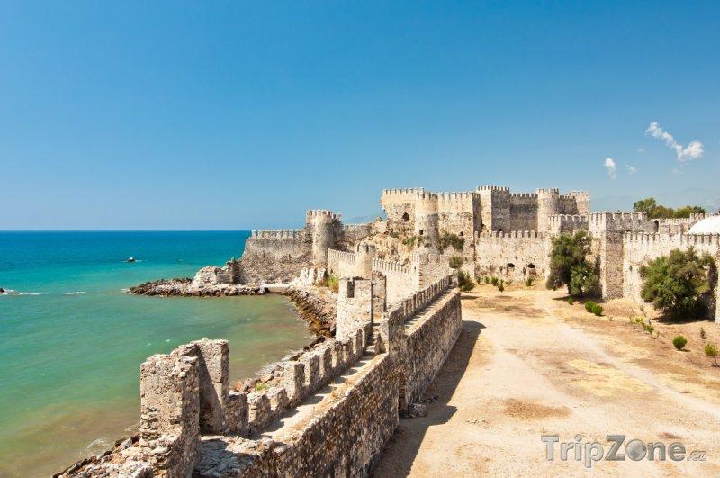 Fotka, Foto Anamur, hrad Mamure (Turecko)