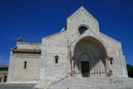 Ancona, katedrála San Ciriaco