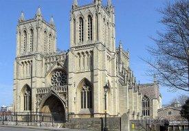 Bristol, katedrála