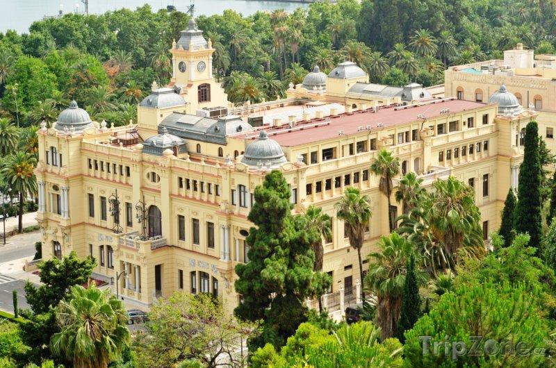 Fotka, Foto Budova radnice (Málaga, Španělsko)
