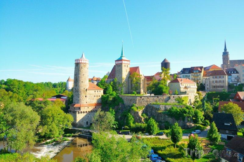 Fotka, Foto Budyšín, hrad (Německo)
