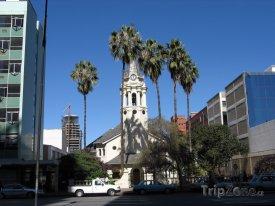 Harare, kostel