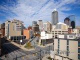 Indianapolis, centrum města