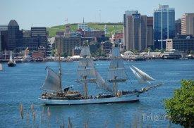Kanadské město Halifax