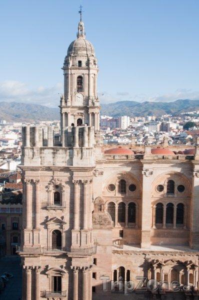 Fotka, Foto Katedrála Santa Iglesia Catedral Basílica de la Encarnación (Málaga, Španělsko)