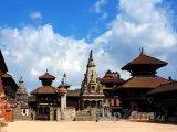 Káthmándú, náměstí Durbar