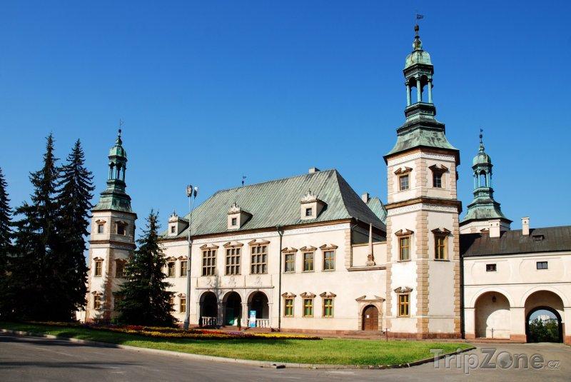 Fotka, Foto Kielce, Palác krakovských biskupů (Polsko)
