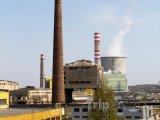 Kladno, průmyslová část města