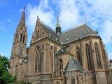 Kostel svaté Ludmily na Vinohradech
