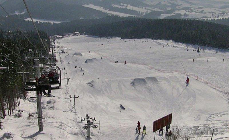 Fotka, Foto Kubínská hol'a, snowpark