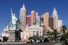 Las Vegas, hotel a casino New York