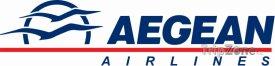 Logo letecké společnosti Aegean Airlines