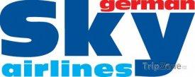 Logo společnosti German Sky Airlines