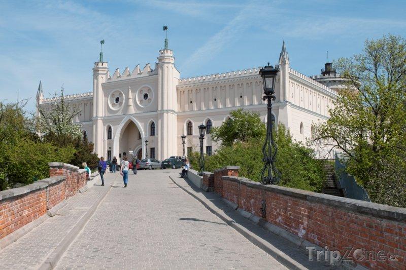 Fotka, Foto Lublin, Královský hrad a muzeum (Polsko)