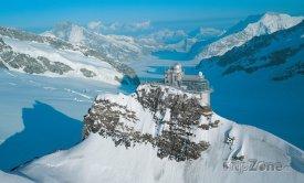 Lyžařská oblast Jungfrau Region