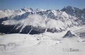 Lyžařské středisko Bivio