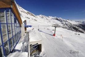 Lyžařské středisko Bosco Gurin