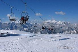 Lyžařské středisko Golte, lanovka