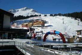 Lyžařské středisko St. Anton