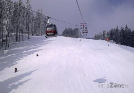 Lyžařské středisko Sternstein