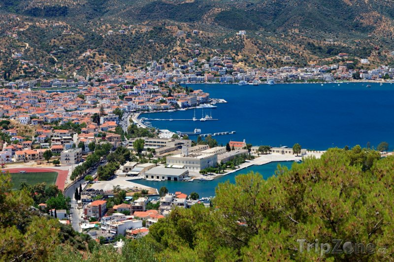 Fotka, Foto Městečko Poros (Řecko)