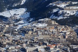 Město Oulx