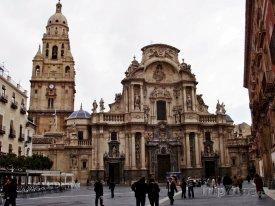 Murcia, katedrála