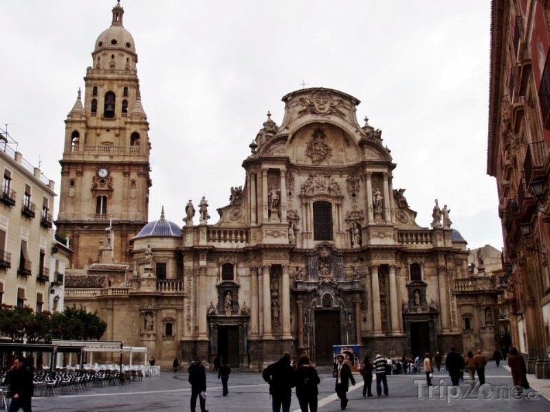 Fotka, Foto Murcia, katedrála