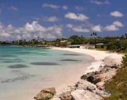 Oranjestad, Coco Beach